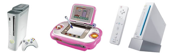 EDUCATIONAL ELECTRONIC TOYS AND GAMES