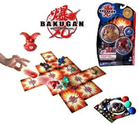 Bakugan booster packs
