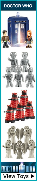 Doctor Who Playsets