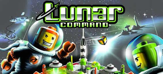 Lunar Command Board Game