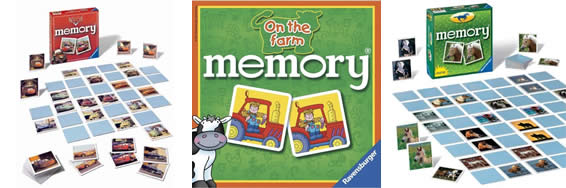 Memory Game, Family Board Games, Memory Card Games
