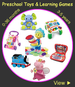 Preschool Toys Learning Games & Playsets