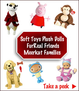 Soft Toy Animals Plush Dolls FurReal Friends