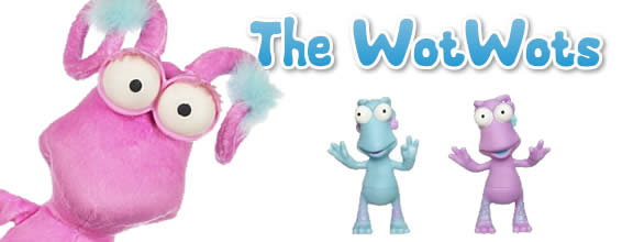 The WotWots Toys and Figures