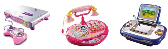 New in VTech Learning Toys